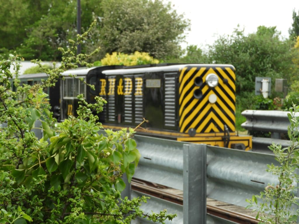 Romney Hythe and Dymchurch Railway RH&DR