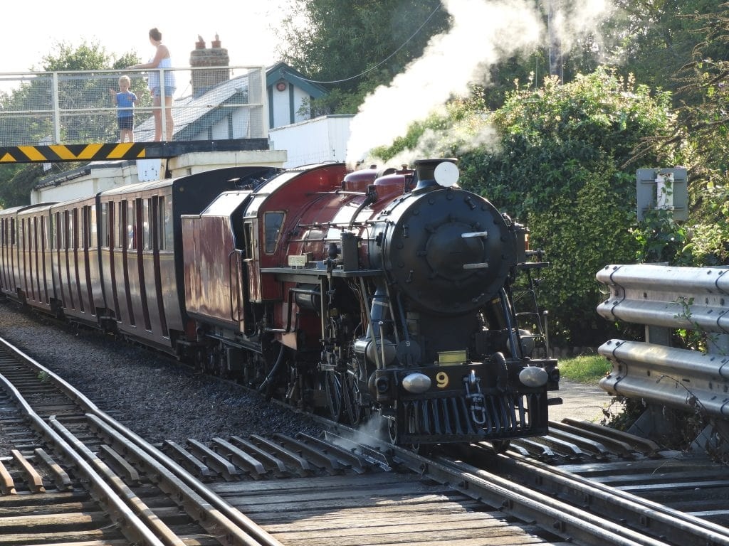 Featured image for Romney Hythe and Dymchurch Railway RH&DR