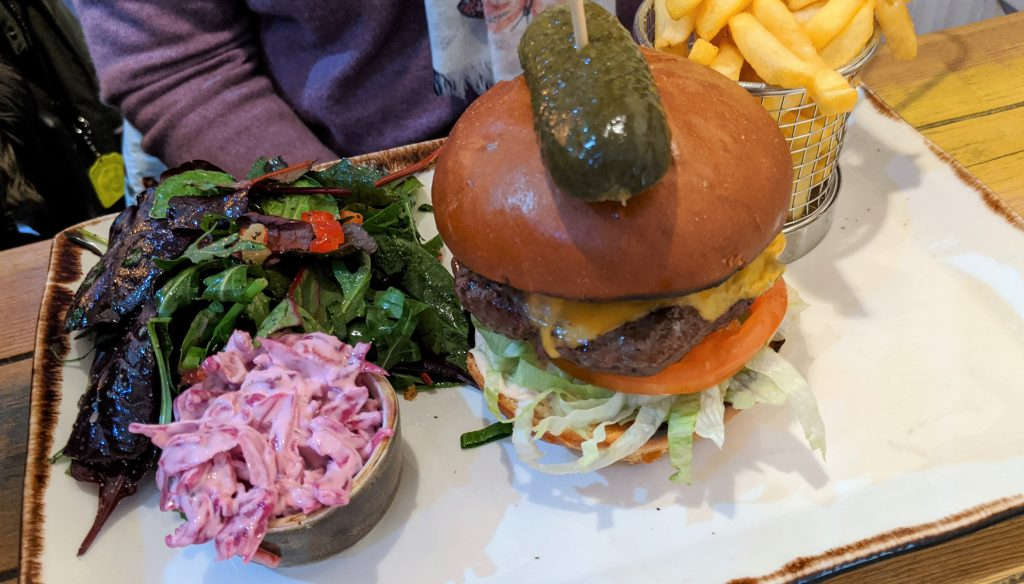 Fancy Hank's Bar & Kitchen York - Review