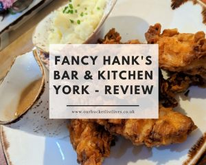 Fancy Hank's Bar & Kitchen York - Review