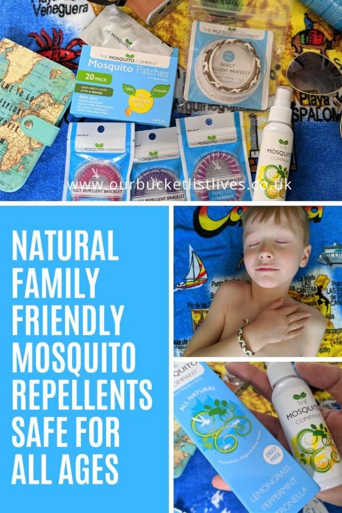 Natural Family Friendly Mosquito Repellents | Safe For All Agesv