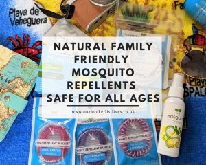 Natural Family Friendly Mosquito Repellents | Safe For All Ages