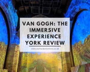 Van Gogh: The Immersive Experience | York Review