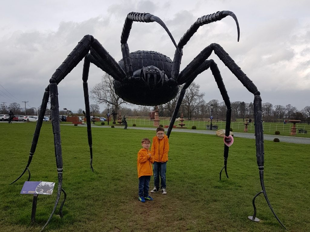 British Ironwork Centre & Shropshire Sculpture Park