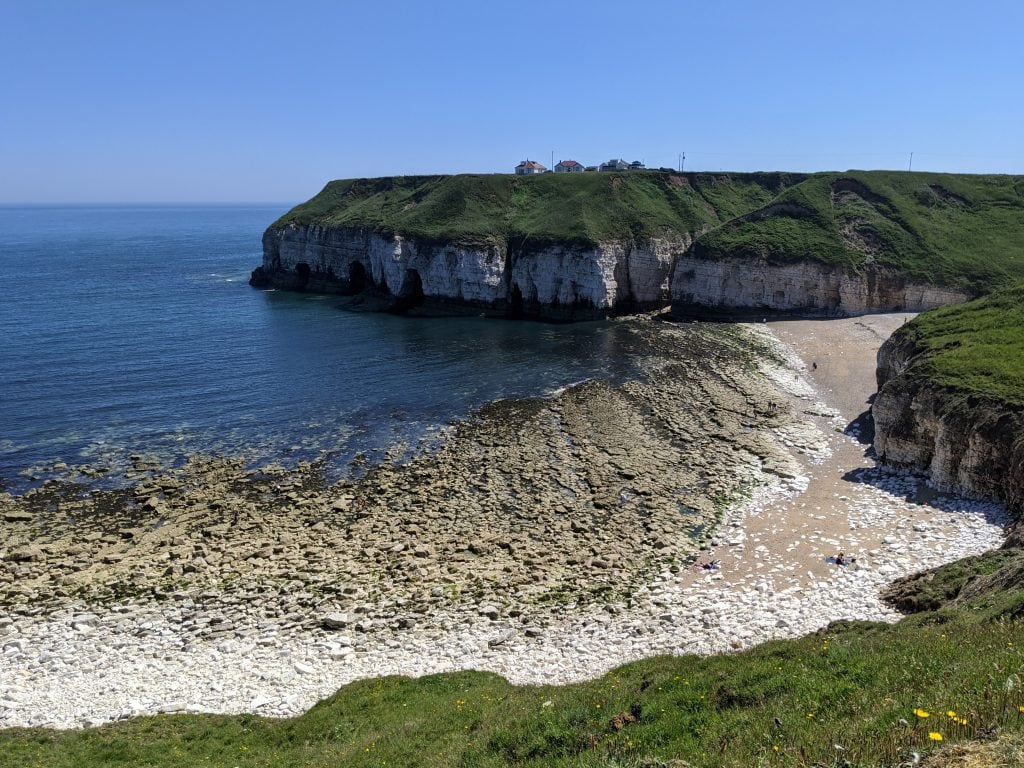 Featured image for Thornwick Bay Beach and Little Thornwick, Flamborough