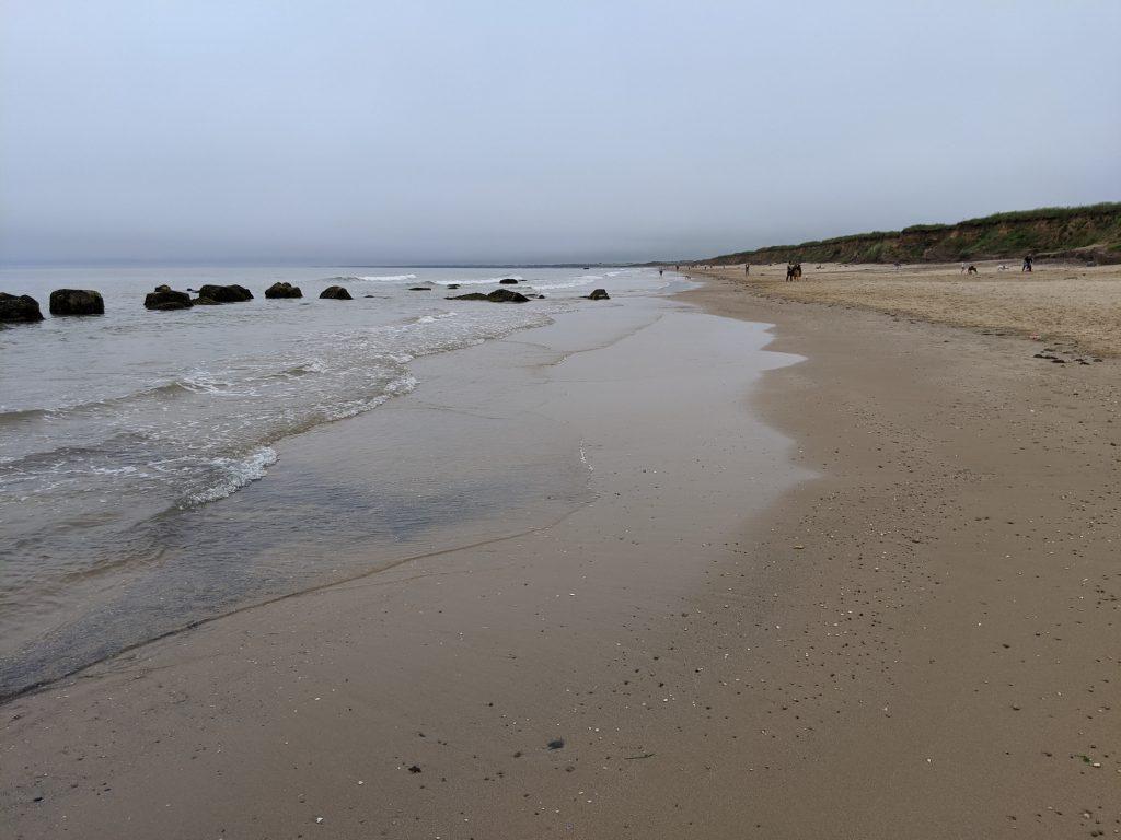 Fraisthorpe Beach, Near Bridlington, East Yorkshire Coast