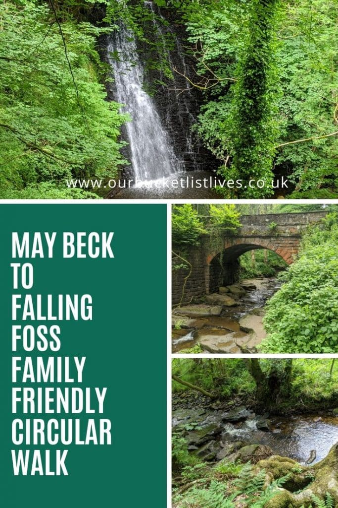 May Beck to Falling Foss Family Friendly Circular Walk