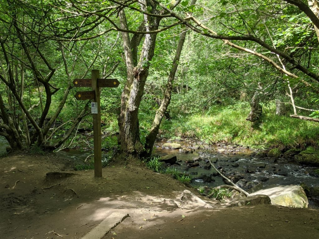 The Mallyan Spout / Beck Hole Junction