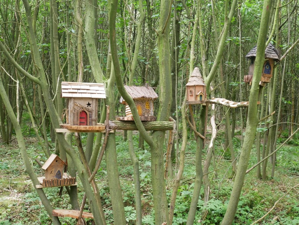 Northwood Trail Fairy Sanctuary