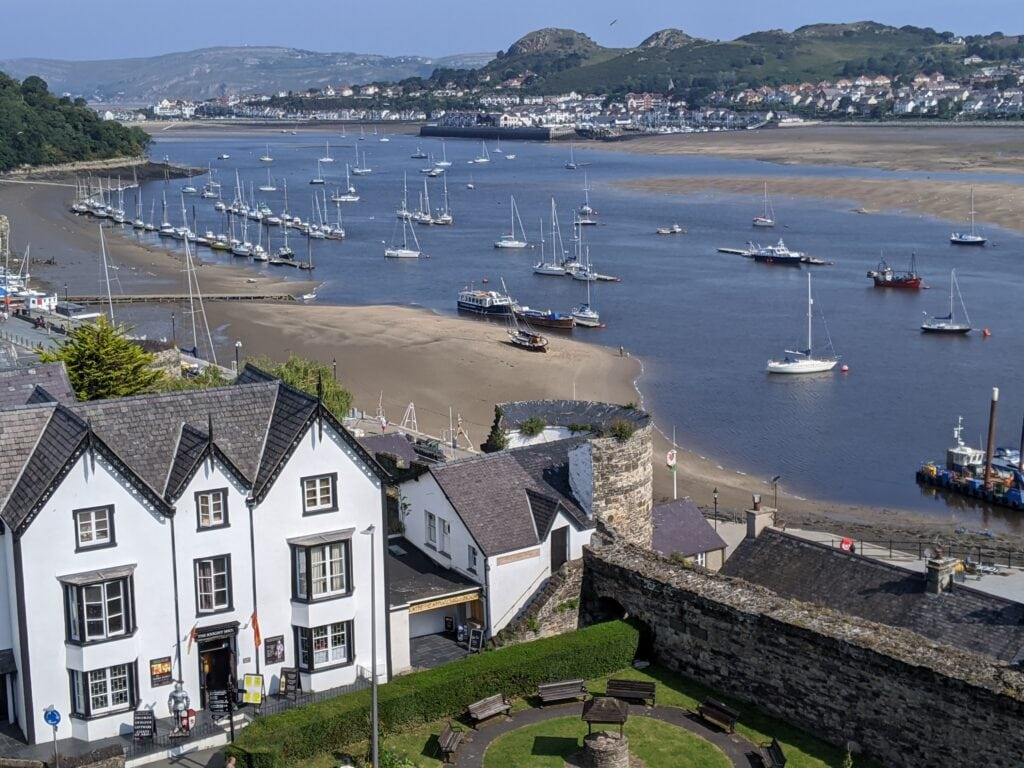 Conwy Castle Review, North Wales