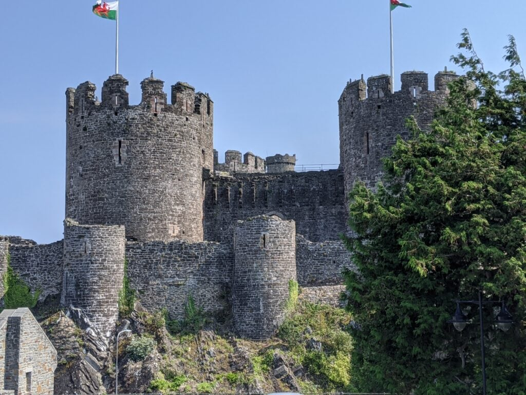 Featured image for Conwy Castle
