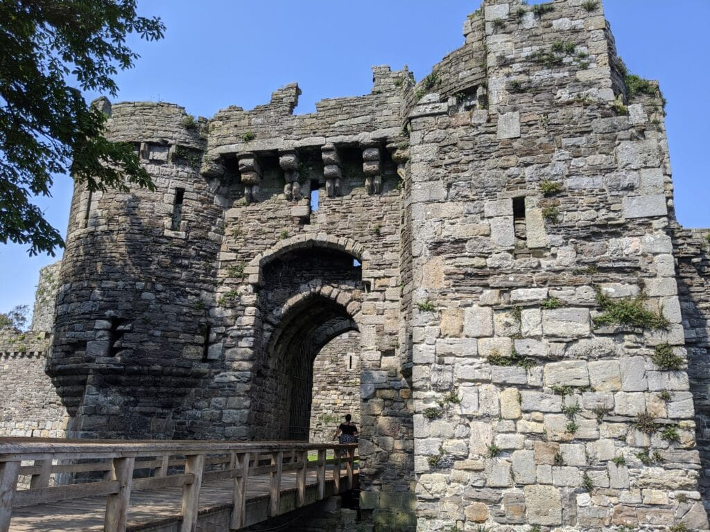 Beaumaris Castle Review, Anglesey