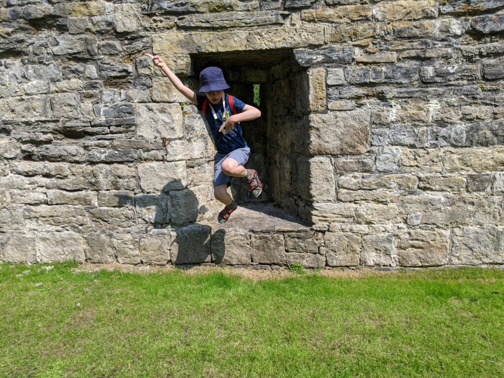 Beaumaris Castle, Cadw Wales