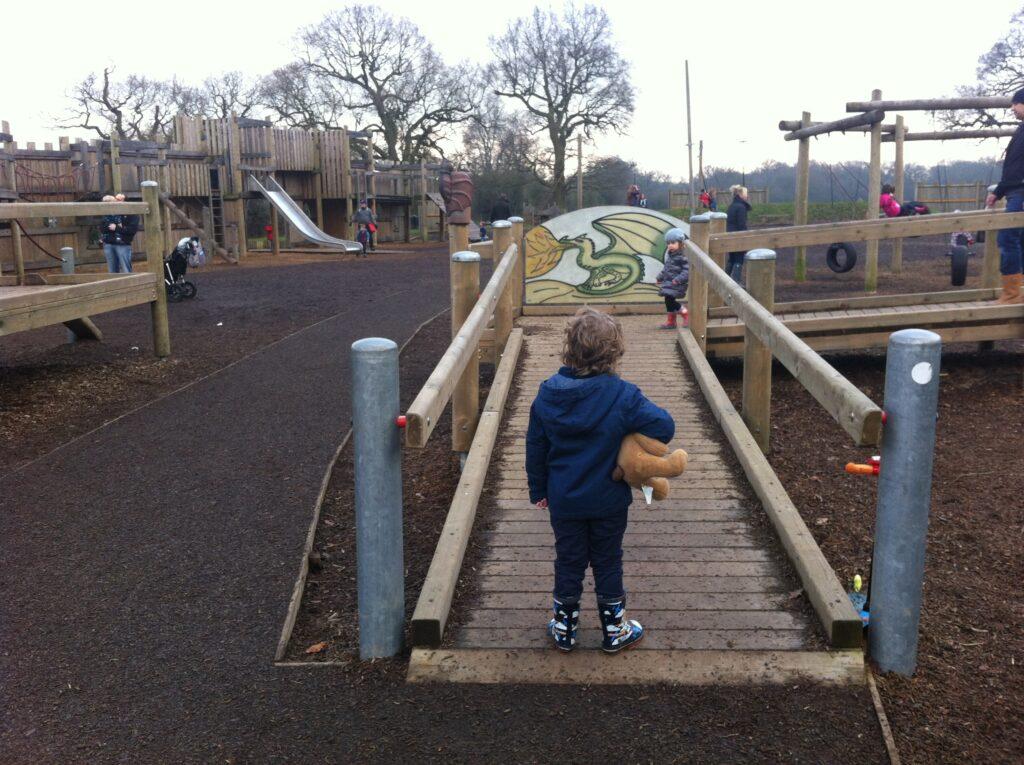 Thumbnail for Hylands Estate Park