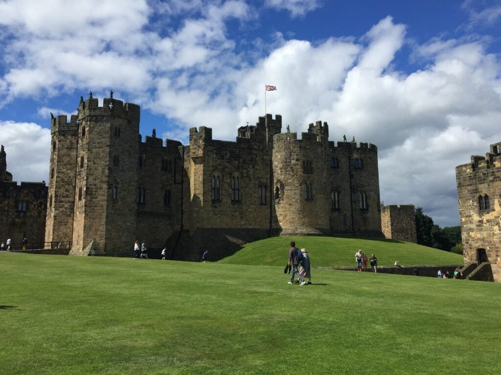 Featured image for Alnwick Castle