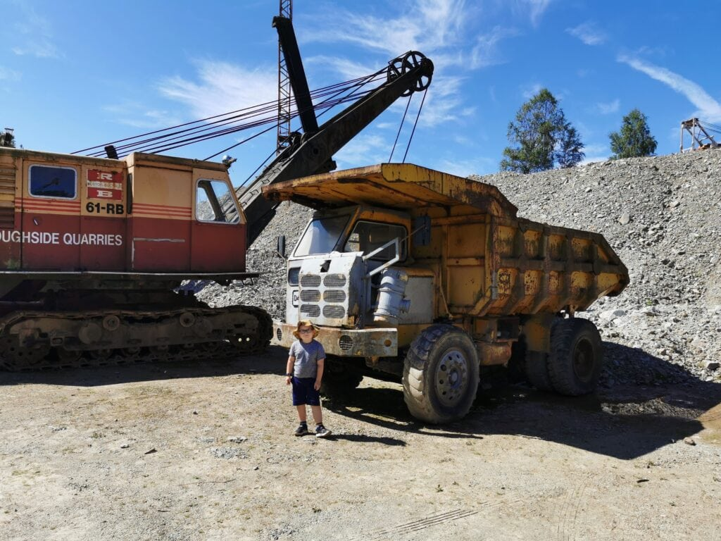Threlkeld Quarry & Mining Museum
