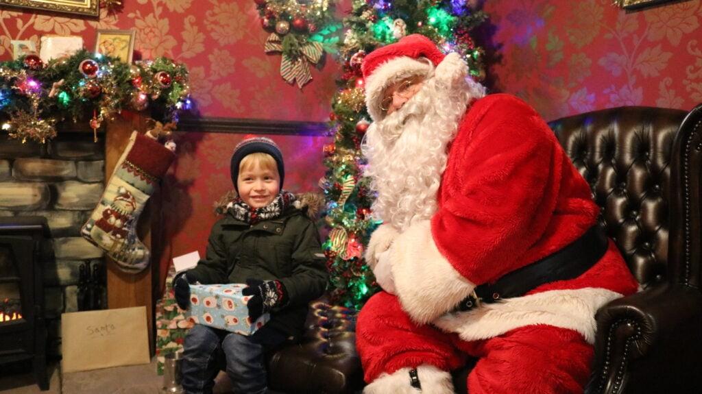 Christmas East Midlands 2020