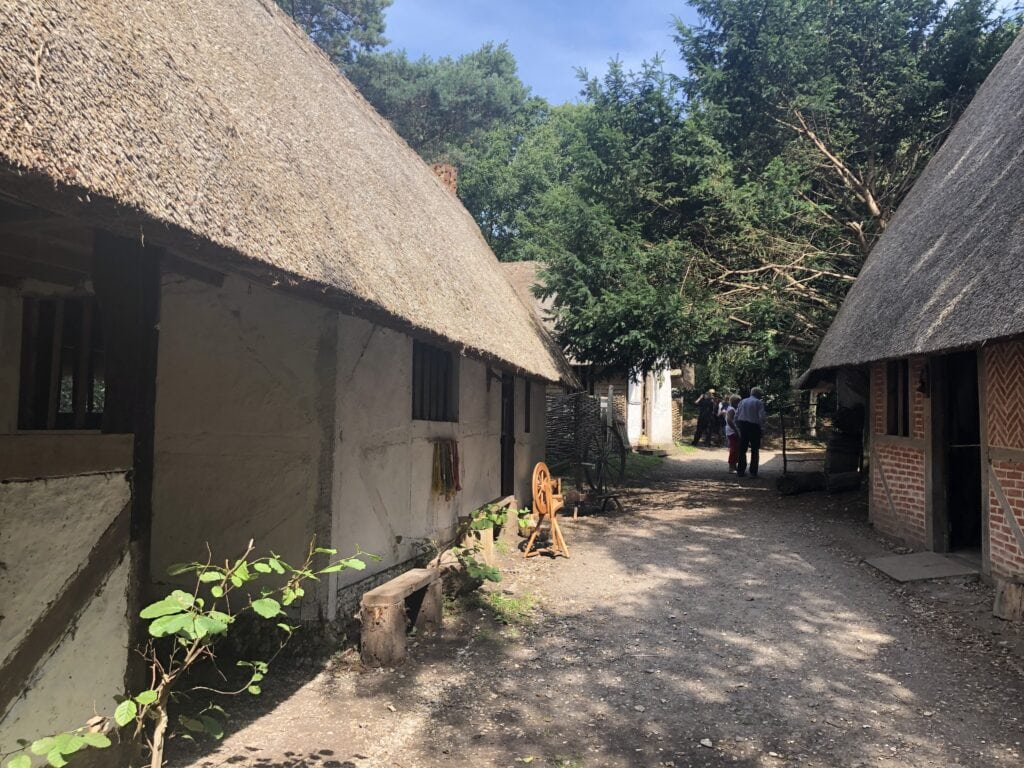 Little Woodham Living History Village