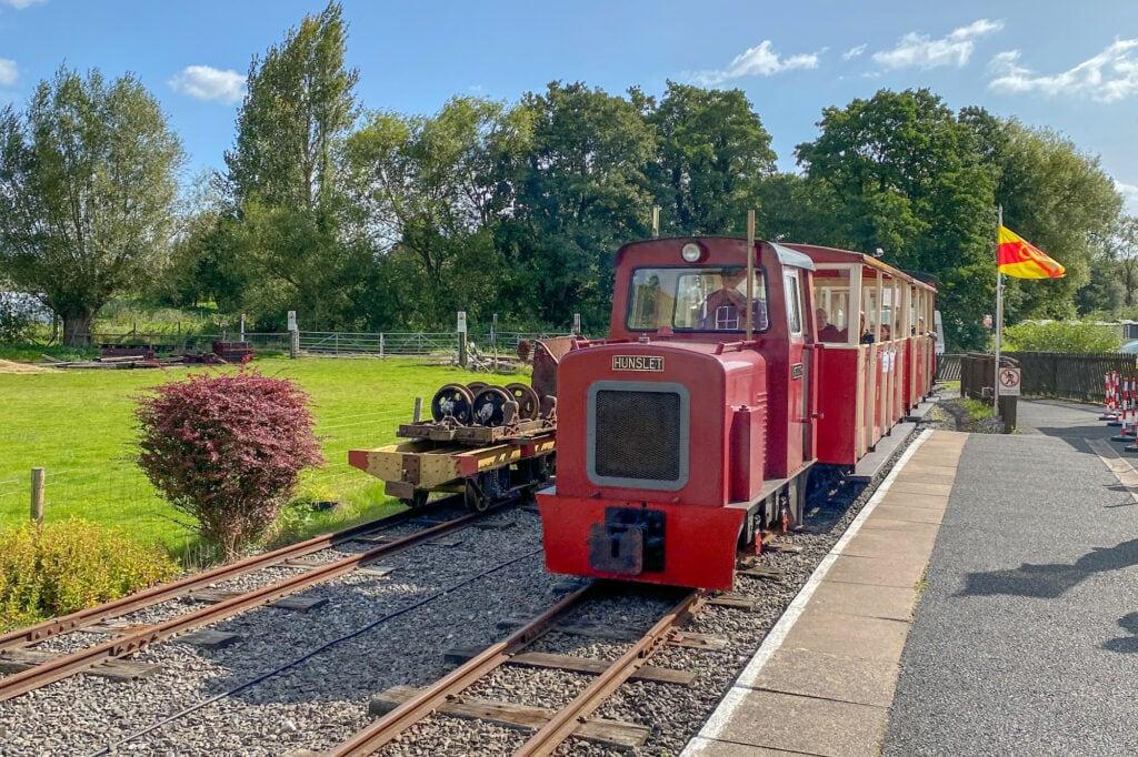 Thumbnail for Amerton Railway