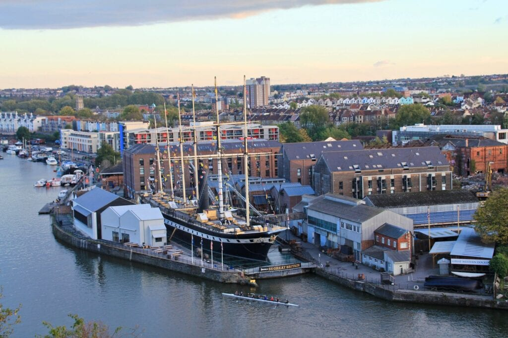 Featured image for Brunel's SS Great Britain