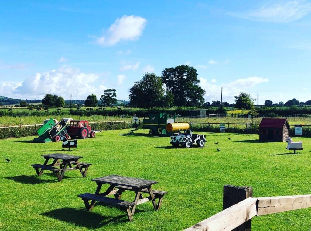 Farrington's Cowtastic Park and Playbarn
