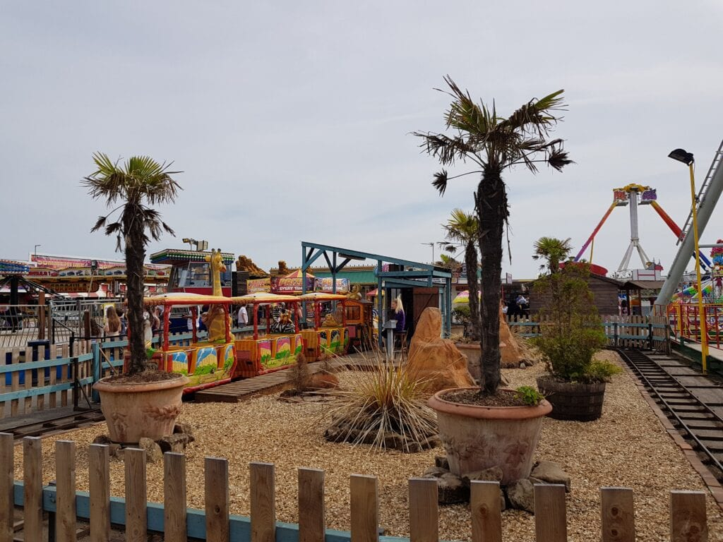 Bottons Pleasure Beach Skegness