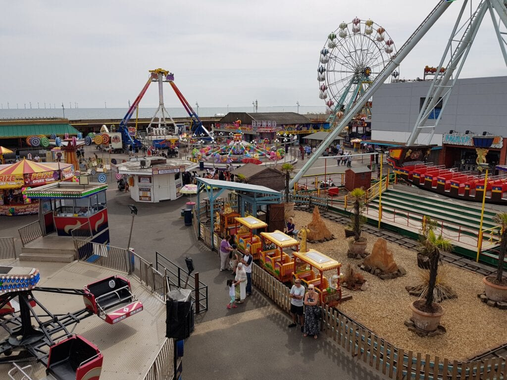 Featured image for Bottons Pleasure Beach Skegness