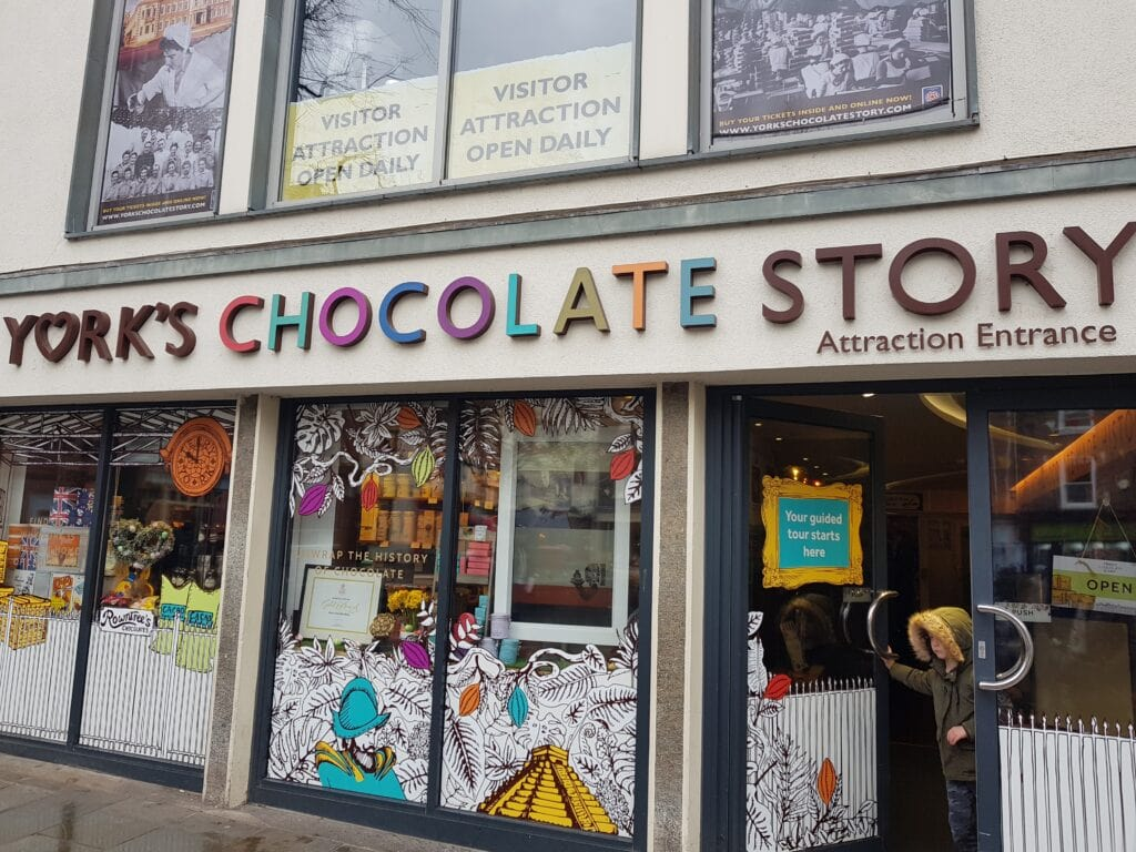 Featured image for York's Chocolate Story