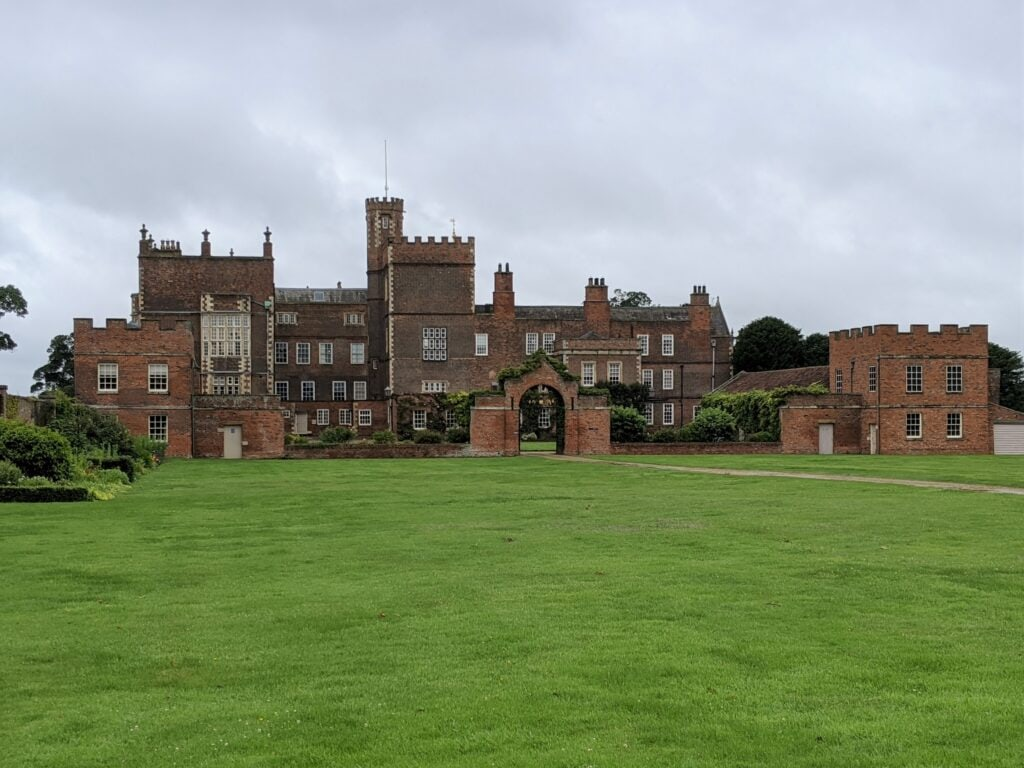 Burton Contable Hall and Grounds
