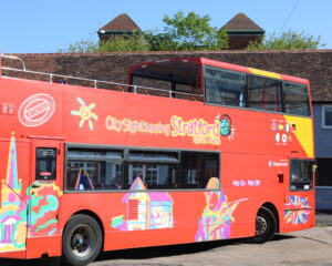 City Sightseeing Bus Stratford Upon Avon