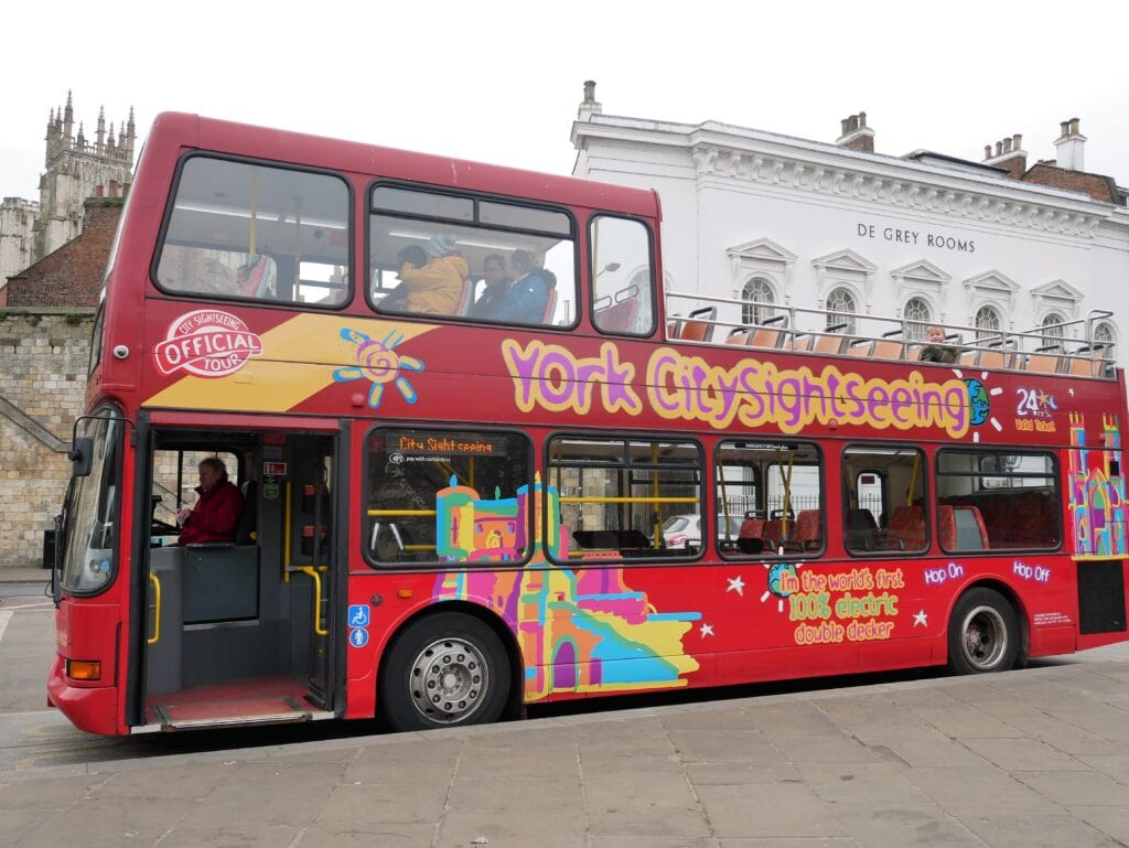 Featured image for City Sightseeing York Hop On Hop Off Tour