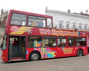 City Sightseeing York Hop On Hop Off Tour