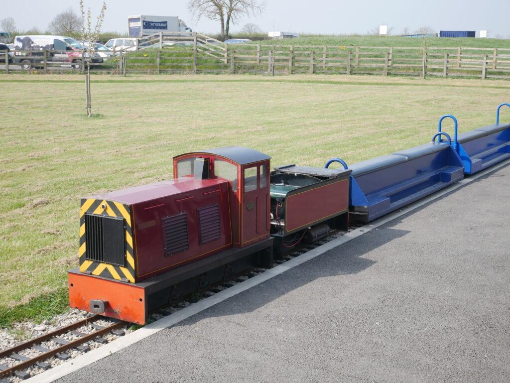 Featured image for Miniature Railway – Cedarbarn Farm Shop