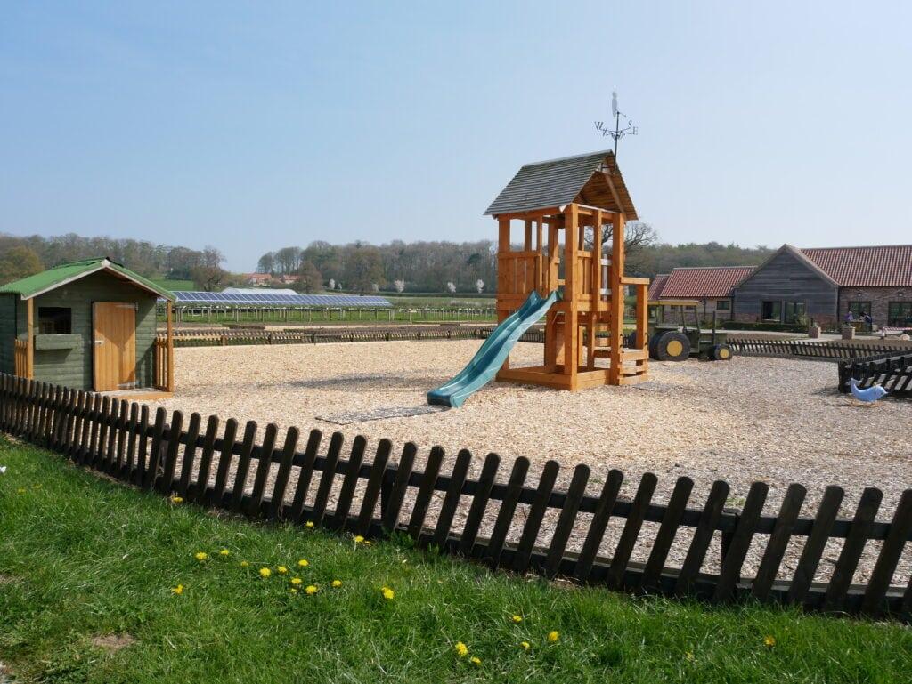 Miniature Railway - Cedarbarn Farm Shop