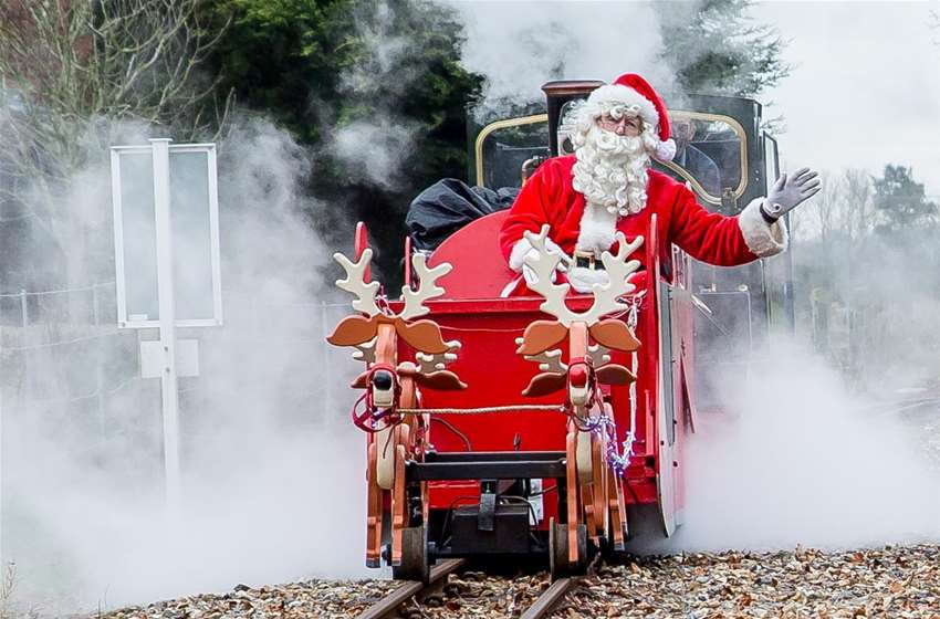 Best Christmas Events East of England 2020 – Meet Santa Norfolk