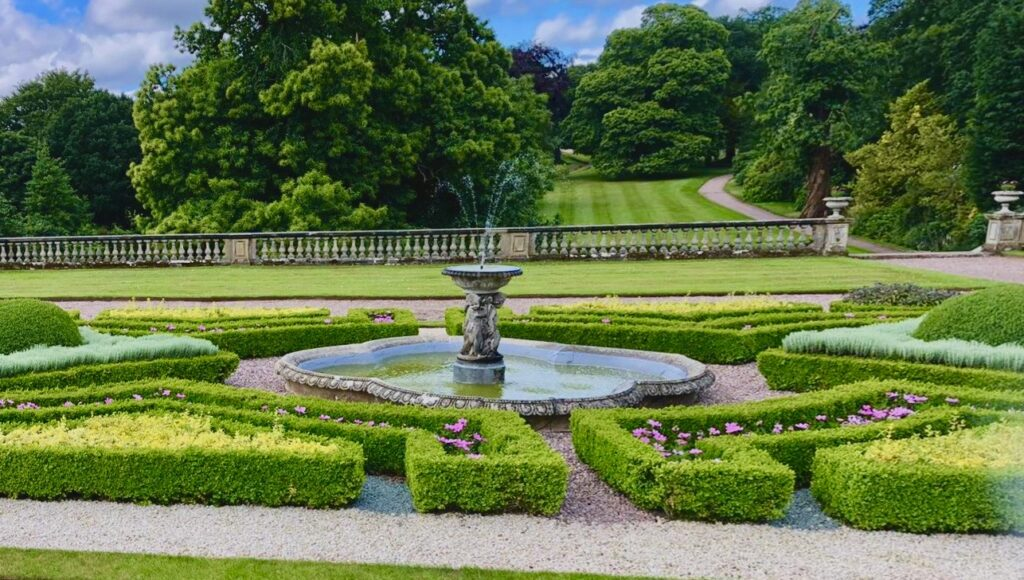 Weston Park Shropshire