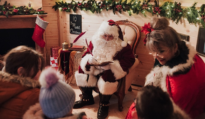 Best Christmas Events Somerset 2020