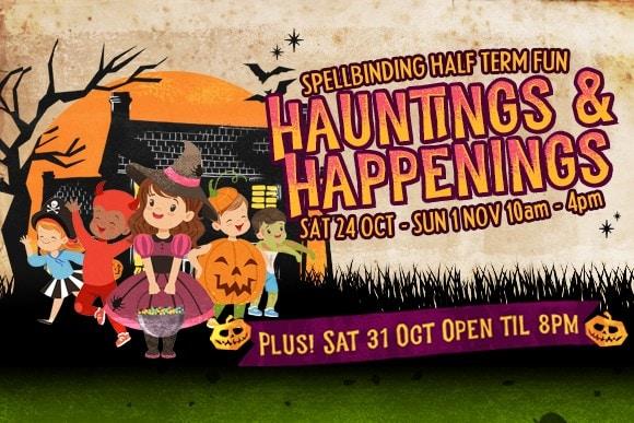 Best Halloween Events West Midlands 2020