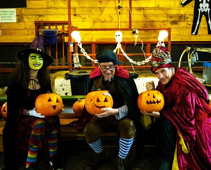 Best Halloween Events Lancashire 2020