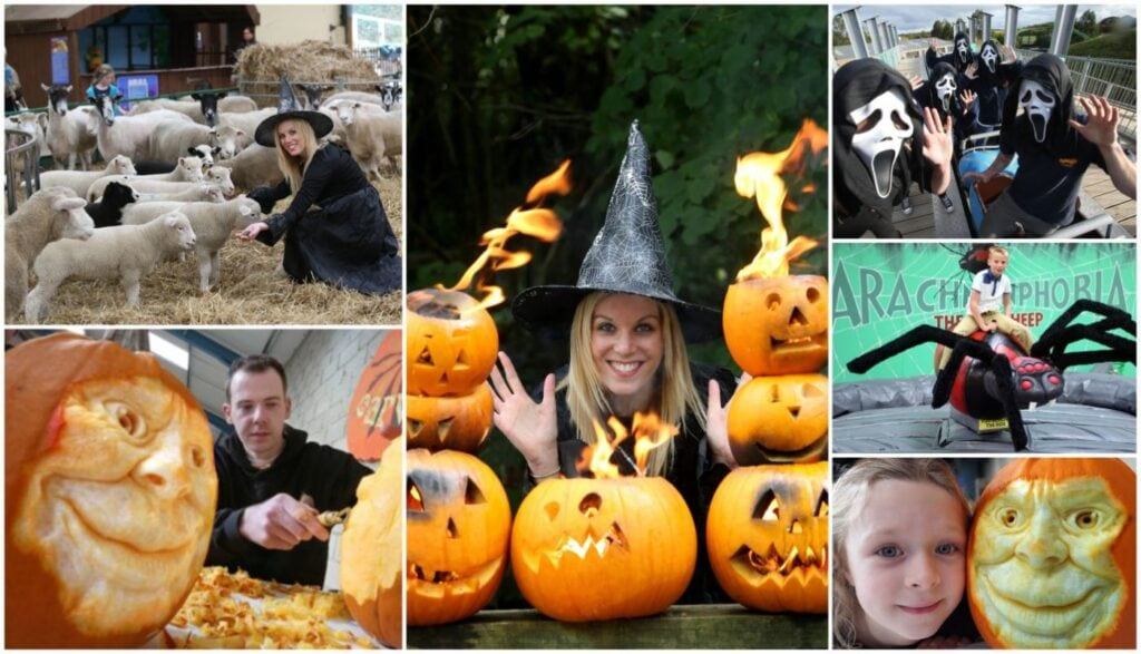 Best Halloween Events South West 2020 | Things to do Half-Term