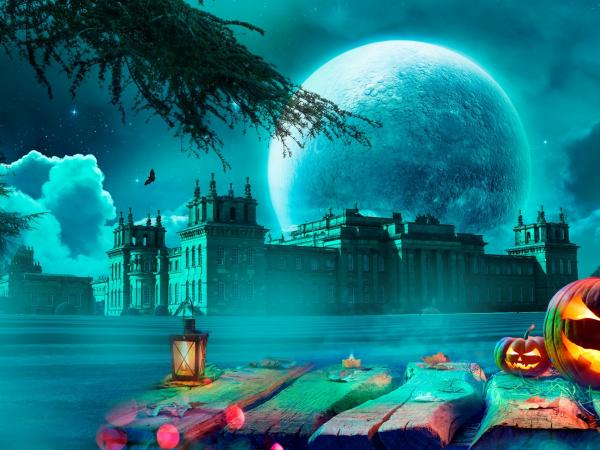Best Halloween Events Oxfordshire 2020