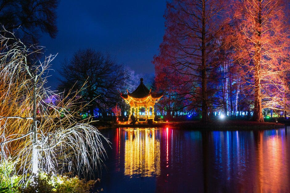 Best Christmas Events Surrey 2020