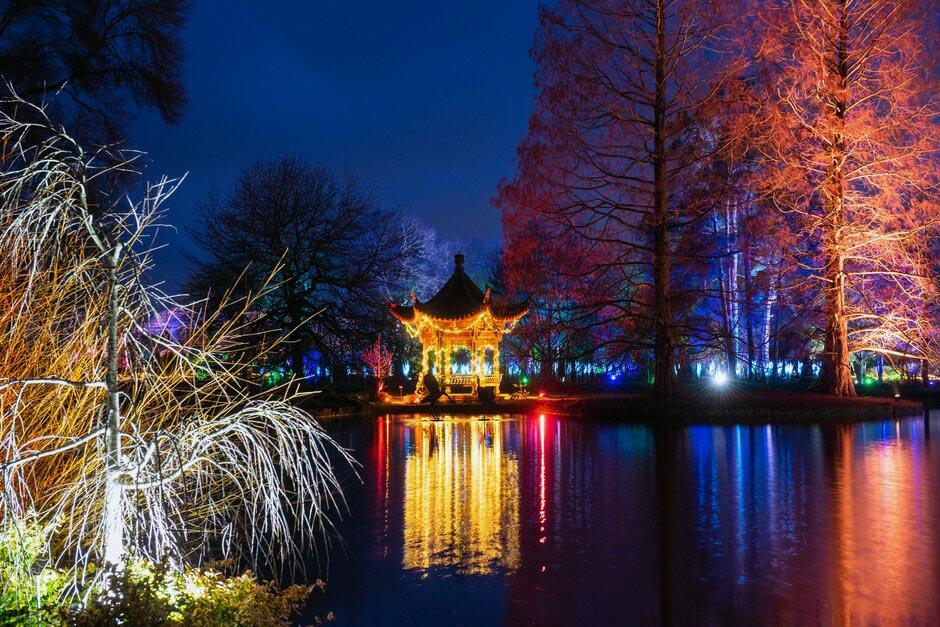 Best Christmas Events Surrey 2020