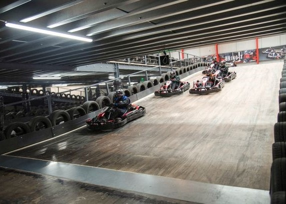 TeamSport Go Karting Hull