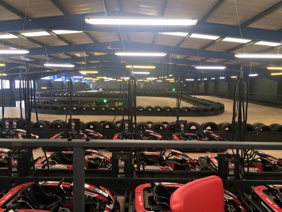 TeamSport Go Karting Farnborough