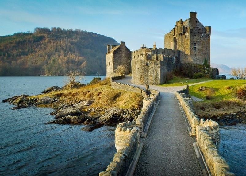 Thumbnail for Eilean Donan Castle