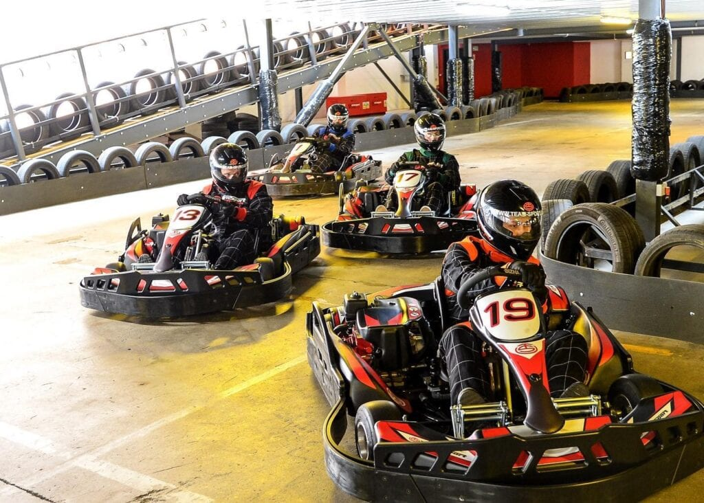 Featured image for TeamSport Go Karting Harlow