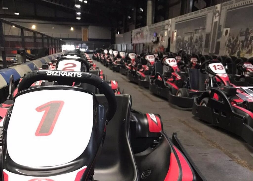 TeamSport Go Karting Leeds