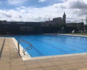 Embassy Swimming Pool
