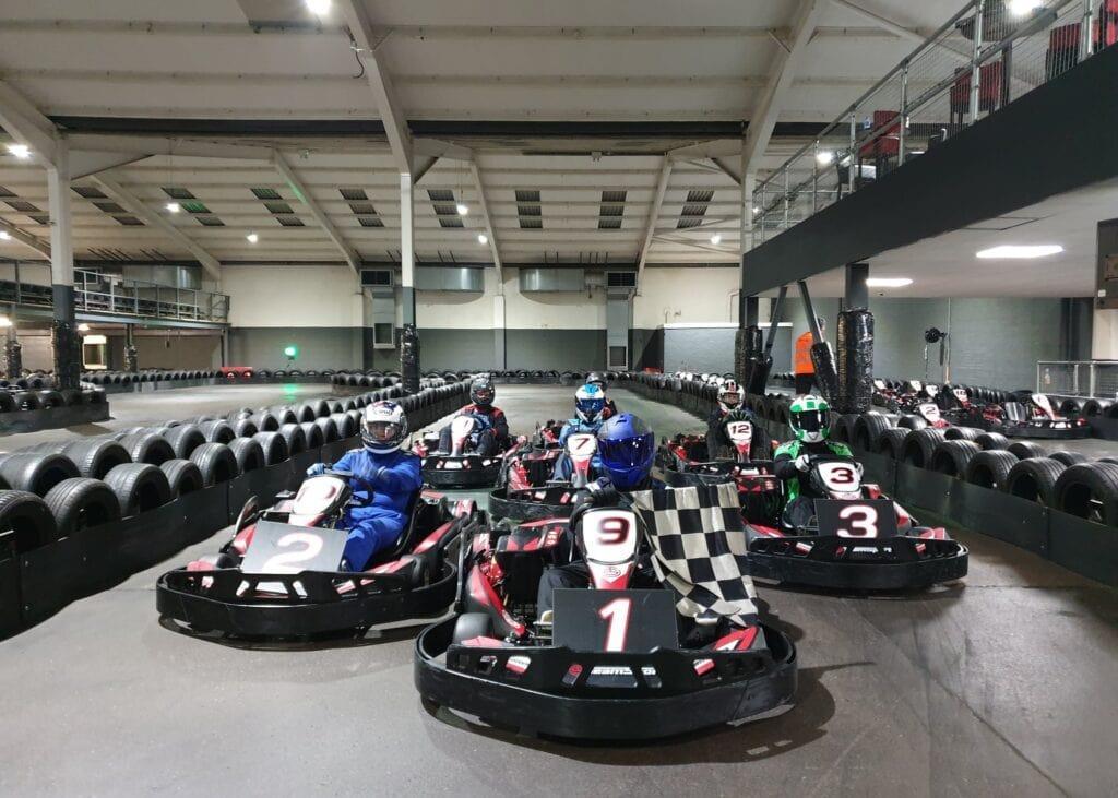TeamSport Go Karting Coventry